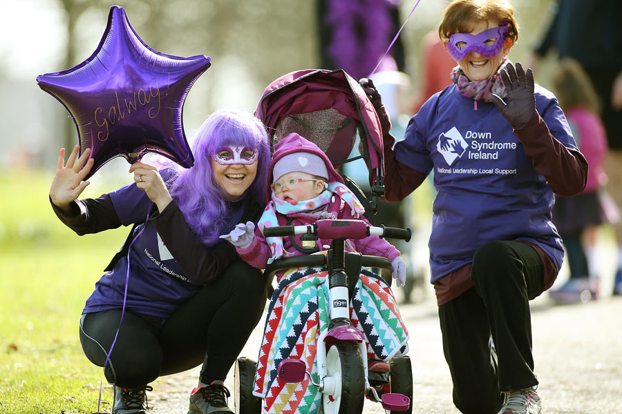 Down Syndrome Ireland Purple Run, March 24 - Cahernane Medical